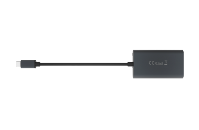 1080p HDMI to USB-C Grabber